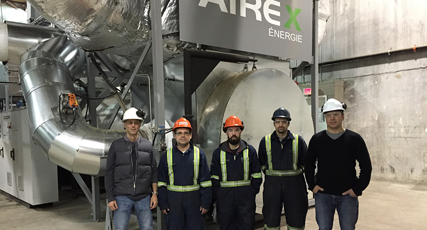 airex energy staff