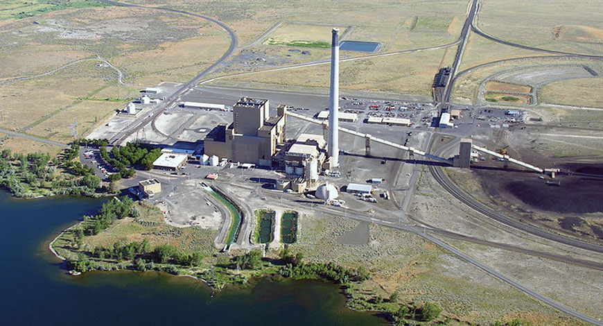 AIREX web BioCoal Test Burn Portland General Electric