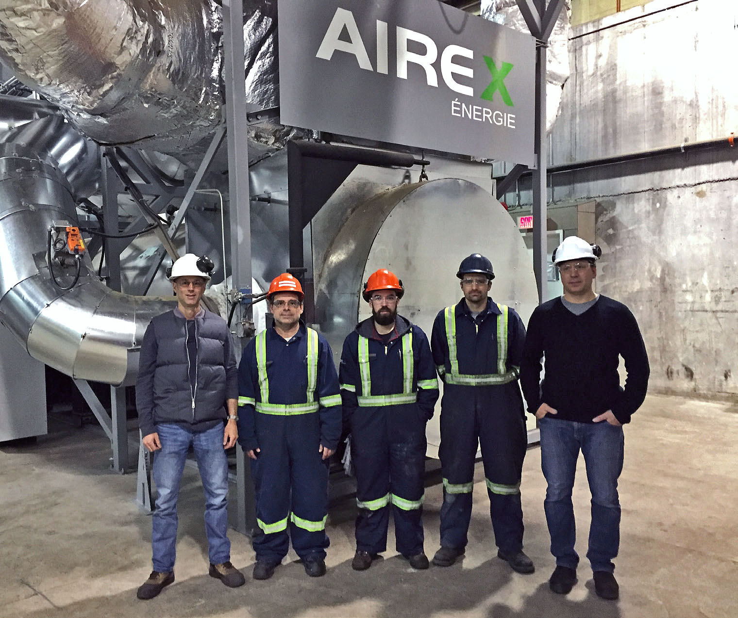 airex energy team